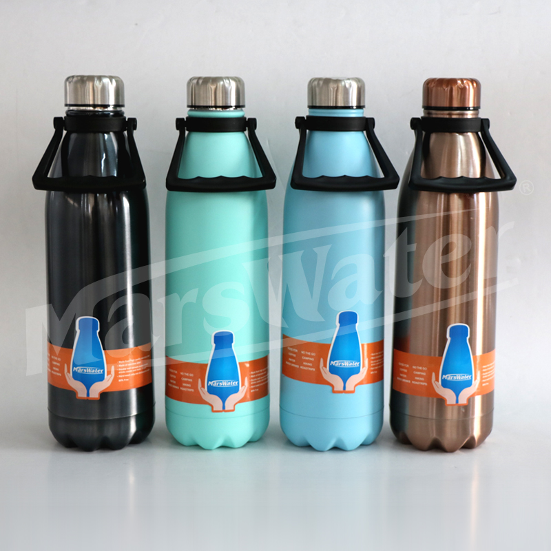 1.5 L D/W S.S vacuum sports bottle w/regular painting