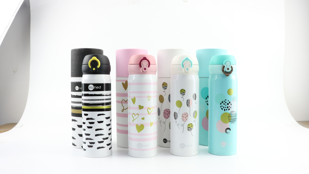 Colorful Mood Vacuum Bottle -500ML