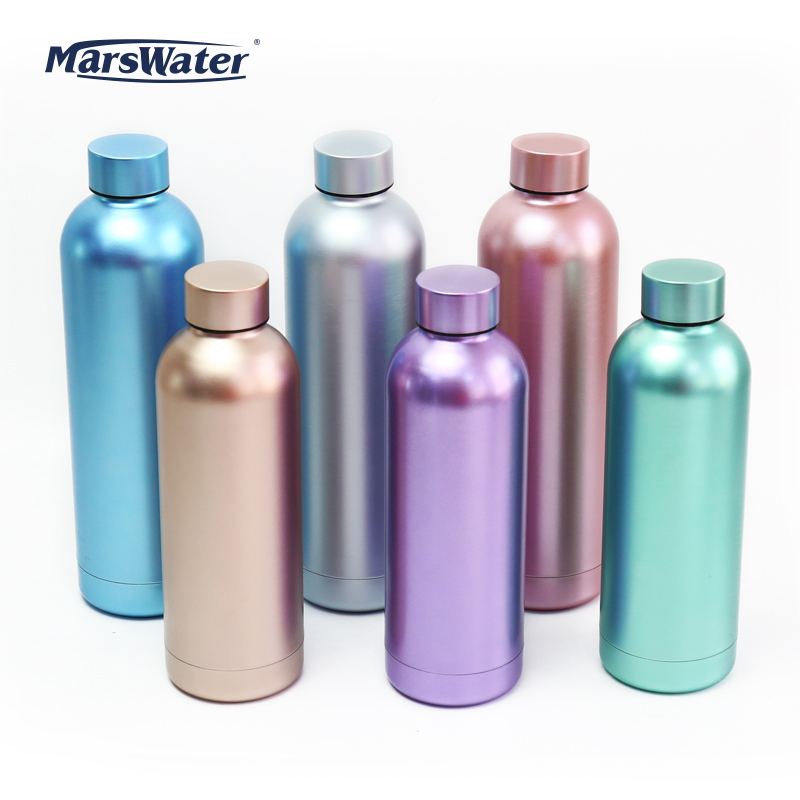 500ml/750ml double wall stainless steel vacuum bottle