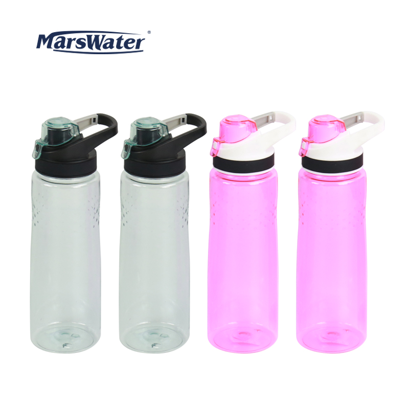 MW11296-HYDRATION 750ML PLASTIC WATER BOTTLE